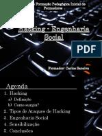 Hacking - Engenharia Social
