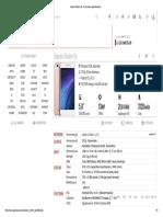 Xiaomi Redmi 4a - Full Phone Specifications