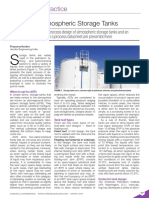 Designing Atmospheric Storage Tanks