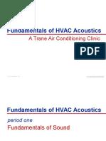 TRG-TRC007-En Fundamentals of HVAC Acoustics