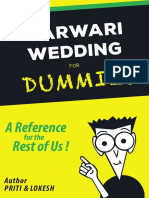Marwari Wedding for Dummies