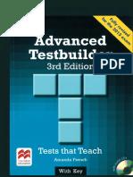 Advanced Testbuilder