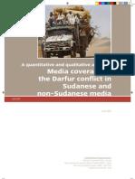 تحليل التغطية الإعلامية للنزاع في دارفور - ضحايا النزاع هم أكثر الخاسرون