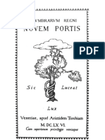 Umbrarum Regni Novem Portis - 1666