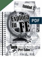 Preadoc 2 Exp Fe