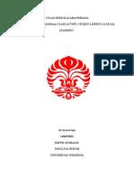 PERBEDAAN & PERSAMAAn CLASS ACTION, CITIZEN LAWSUIT, & LEGALSTANDING.docx