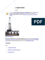 Hydrocarbon Exploration