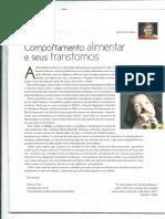 Distúbio Alimentare Precoce -Revista Psique - Março 2017- Parte 1