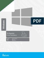 Windows Webprint 2016