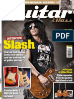 Guitar & Bass - October 2014 UK