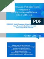 Kaedah Pengajaran Latih Tubi.ppt