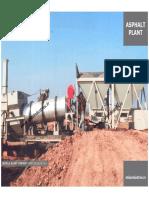 Drum Mix Plant Supplier
