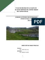 Planta de Tratamiento Centro Urbano