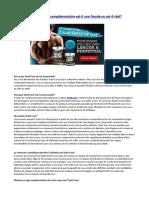Testx Core Supplement