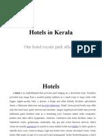 best three star Hotels in alleppey