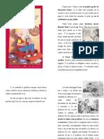 Resumen de Por Que a Franz Le Dolio El Estomago