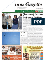 Platinum Gazette 16 July 2010