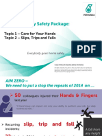 Care for Your Hand & Slip Trip Fall Safety Package