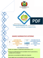 Presentacion Ley Marcelo Quiroga