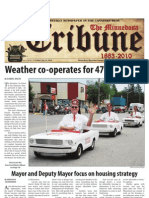 Front Page - July 16, 2010