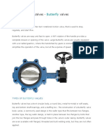 Introduction to Valves - Butterfly Valves