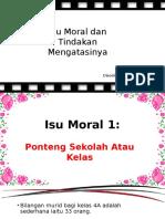 Isu Moral 1