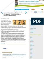 Convocatoria - VI Congreso Mitos Prehispánicos en la Literatura Latinoamericana Mitos prehi - Notici