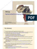 African Equity Markets_Aspirant Attractive Markets_May 2009