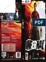 Infernal DVD Cover