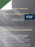Acute Coronary Syndorme Stemi (Guide Line)