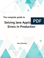 Solving Java Application Errors in Production.original
