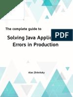 Solving Java Application Errors in Production.original