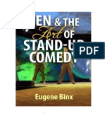 Zen & the art of  stand up comedy (en español)