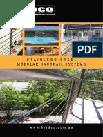 Modular Handrail Systems