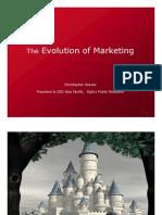 The 4 E's of Marketing (Ogilvy PR)