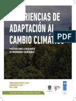 PNUD_NARIGNO_experiencias de Adaptacion Al Cambio Climatico_impresion