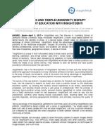 InsightDenti Press Release