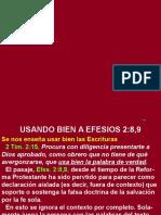 P408 - UsandoBienAEfesios2_8,9