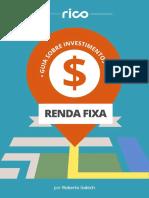 e Book Guia Sobre Investimentos Em Renda Fixa