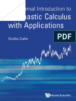 Calin o an Informal Introduction to Stochastic Calculus With