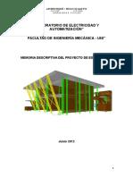 Memoria Descriptiva Estructuras FIM - UNI.doc