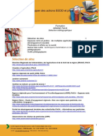Bibliographie EEDD - CRES PACA