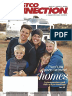 Tiny Houses Featured in Costco Connection Magazine - March 2017