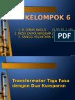 Transformator 3 fasa