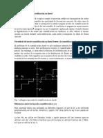 Características de La Cuantificación No Lineal