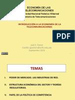Sesion 1 Introduccion a La de Las Telecomunicaciones