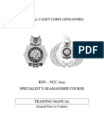 Ncc Sea Spec Course Book Seamanship