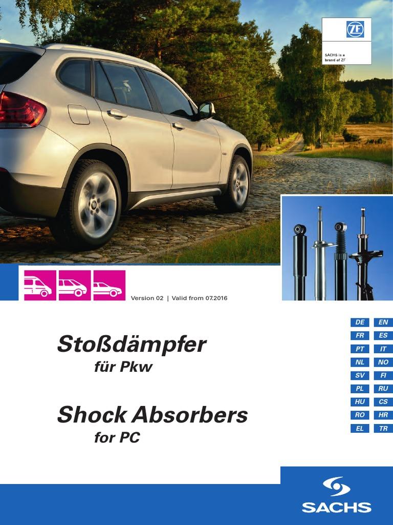 Sachs 314 839 Stodmpfer