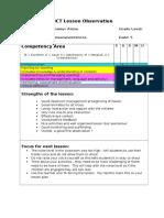 mct evaluation