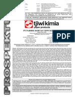 Tkim Prospektus Put II 2014